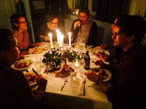 12.2014. Candle Light Dinner 2