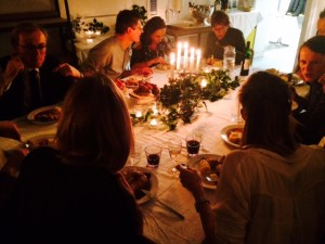 12.2014. Candle Light Dinner 3