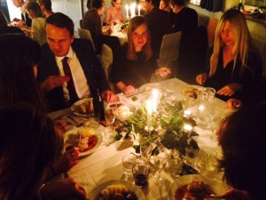 12.2014. Candle Light Dinner 4